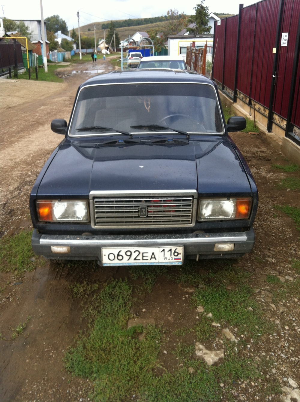Подержанный ВАЗ (Lada) 2104, хорошее состояние, синий , 2011 года выпуска, цена 125 000 руб. в республике Татарстане