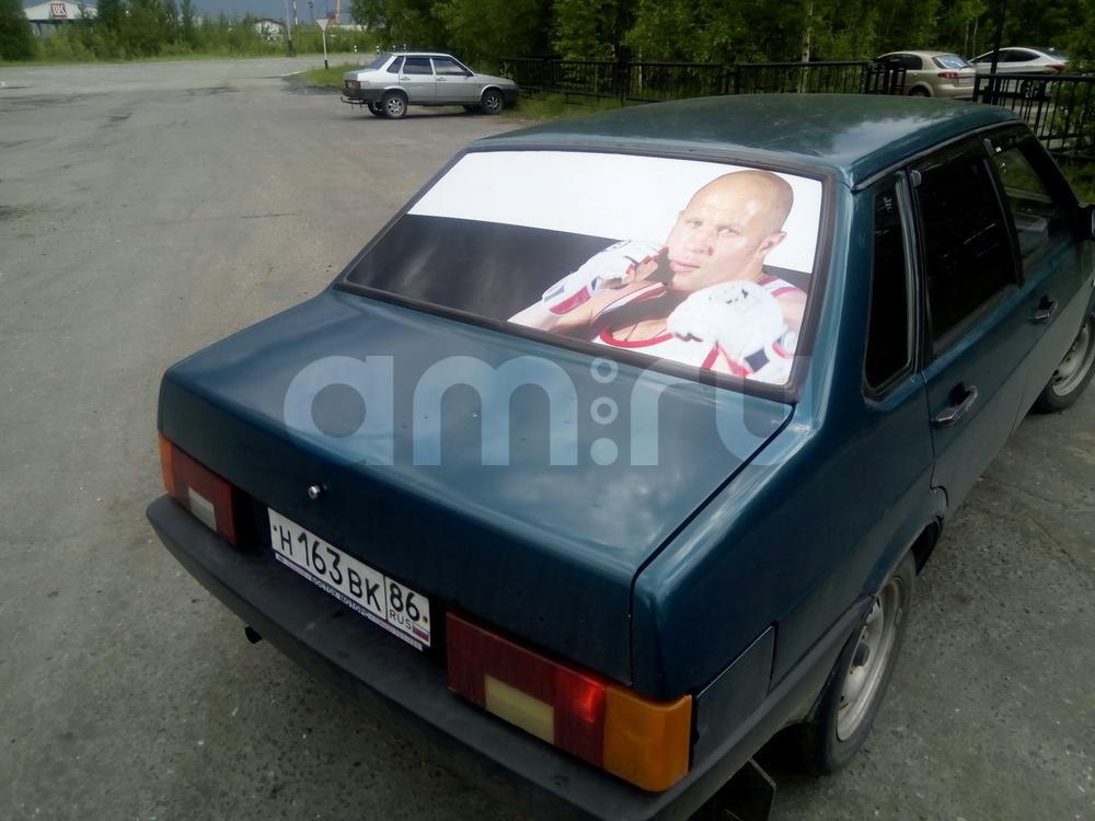 Подержанный ВАЗ (Lada) 2109, хорошее состояние, зеленый , 1996 года выпуска, цена 50 000 руб. в ао. Ханты-Мансийском Автономном округе - Югре