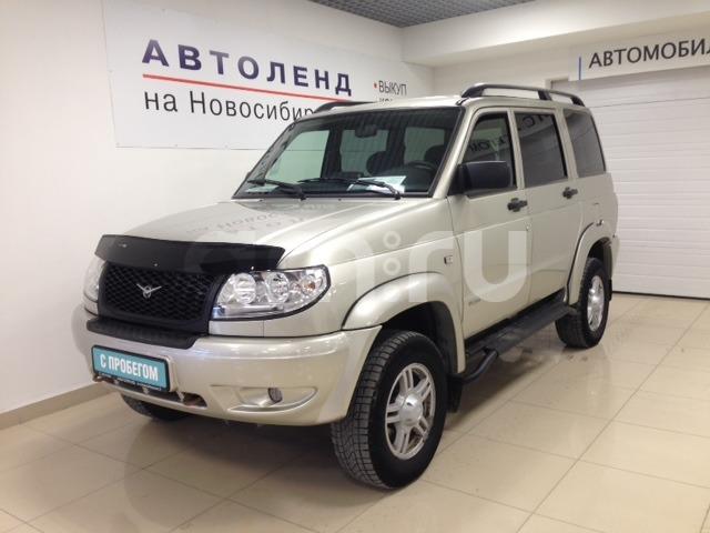 УАЗ Patriot с пробегом, бежевый , отличное состояние, 2013 года выпуска, цена 509 000 руб. в автосалоне  ()