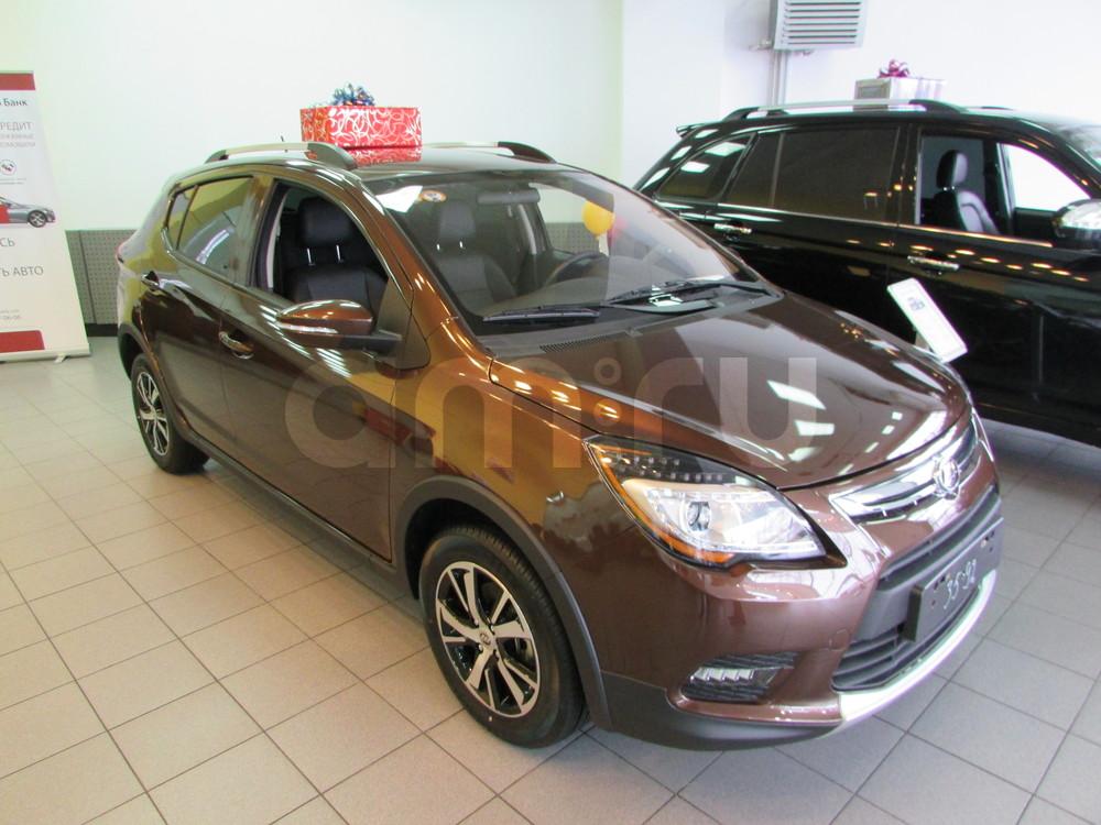Lifan x50 с пробегом, коричневый металлик, отличное состояние, 2015 года выпуска, цена 583 000 руб. в автосалоне  ()