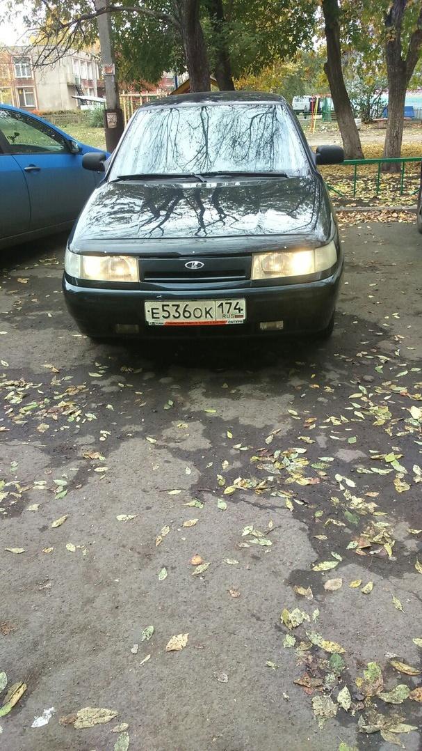 Подержанный ВАЗ (Lada) 2110, отличное состояние, черный бриллиант, 2006 года выпуска, цена 123 000 руб. в Челябинской области
