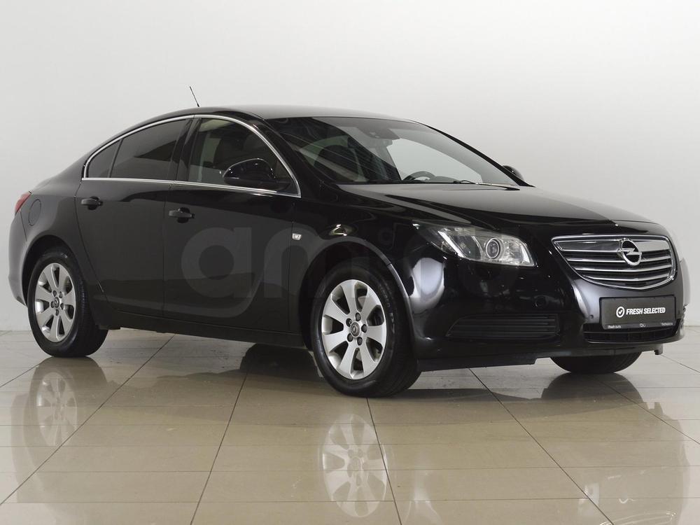 Opel Insignia с пробегом, черный , отличное состояние, 2009 года выпуска, цена 599 000 руб. в автосалоне  ()