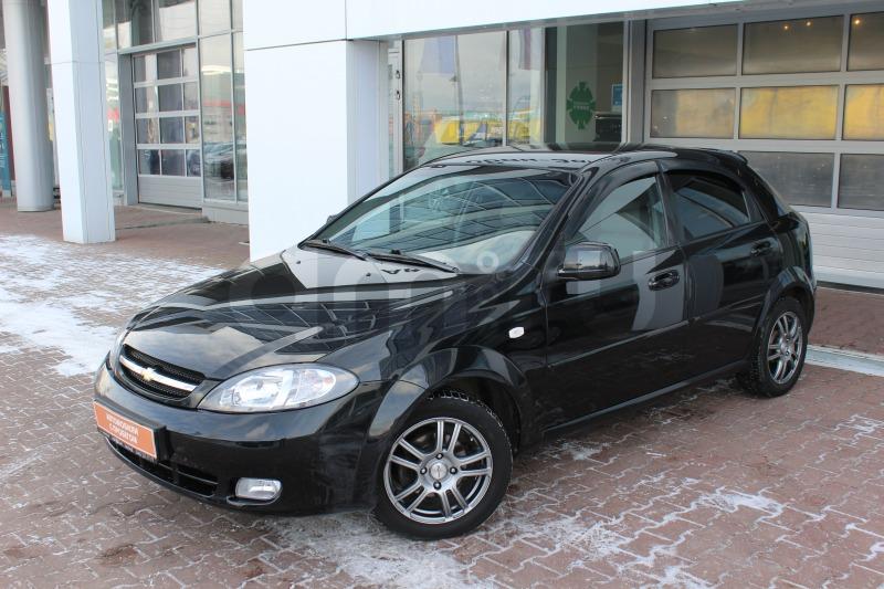 Chevrolet Lacetti с пробегом, черный металлик, отличное состояние, 2011 года выпуска, цена 385 000 руб. в автосалоне  ()