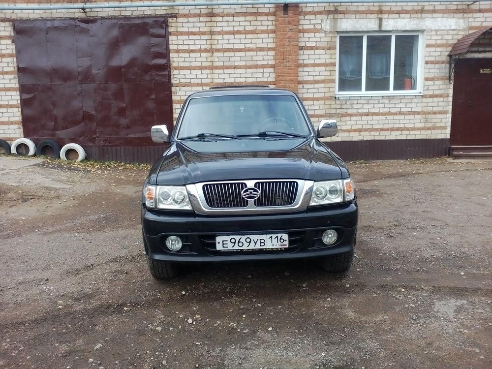 Подержанный Great Wall Safe, хорошее состояние, черный , 2008 года выпуска, цена 320 000 руб. в республике Татарстане