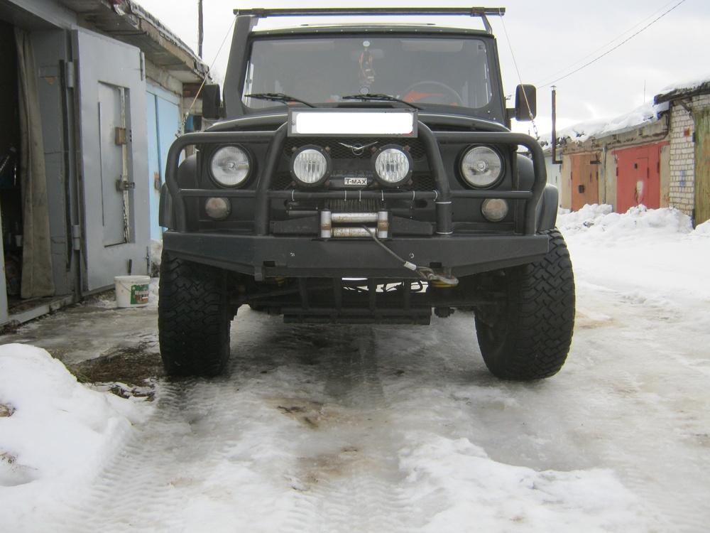Подержанный УАЗ Hunter, хорошее состояние, зеленый металлик, 2011 года выпуска, цена 350 000 руб. в Смоленской области