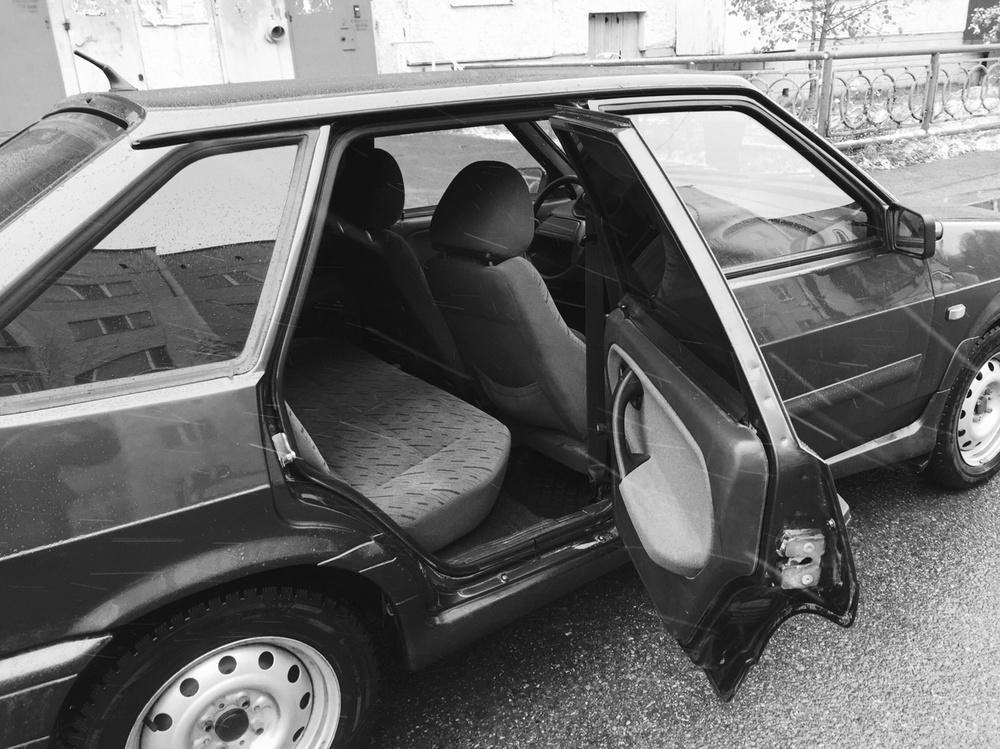 Подержанный ВАЗ (Lada) 2114, отличное состояние, серый , 2012 года выпуска, цена 185 000 руб. в ао. Ханты-Мансийском Автономном округе - Югре