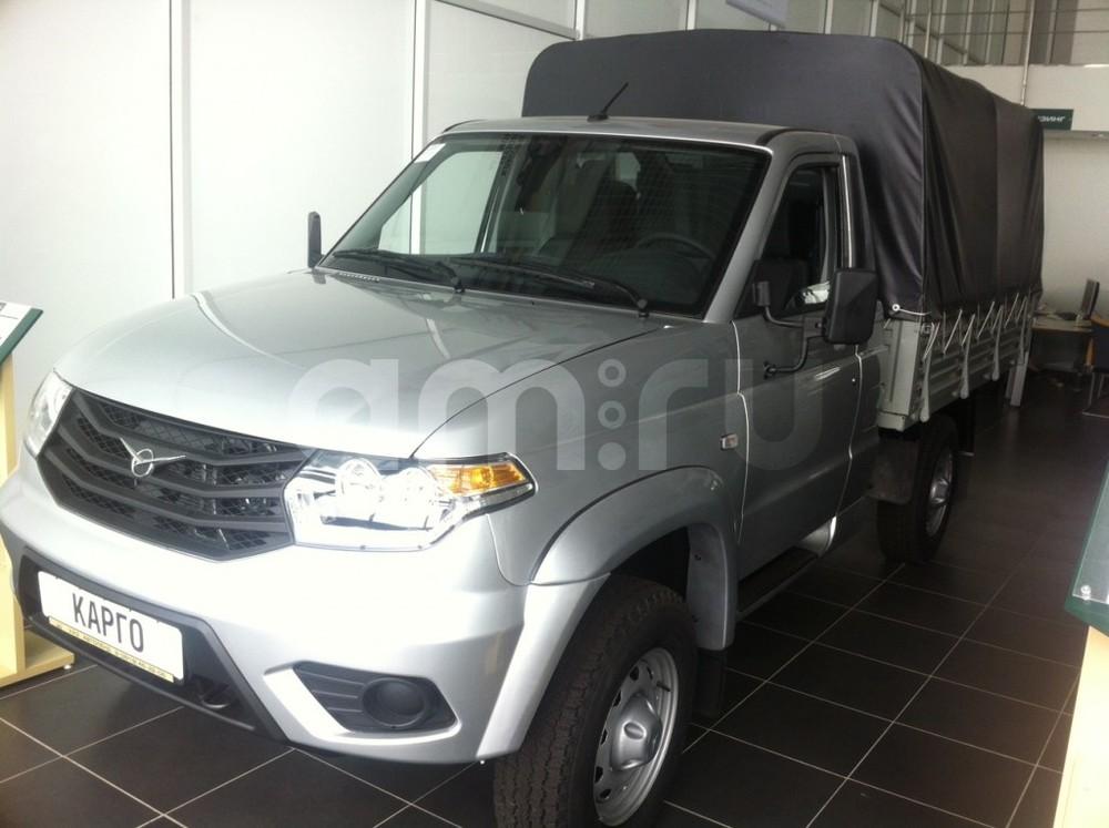 Новый авто УАЗ 23602