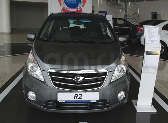 Новый авто Ravon R2, серый , 2016 года выпуска, цена 479 000 руб. в автосалоне  ()