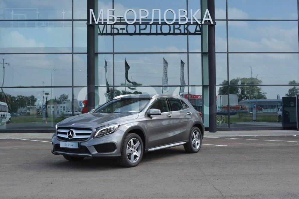 Новый авто Mercedes-Benz GLA-Класс, серый металлик, 2016 года выпуска, цена 2 310 000 руб. в автосалоне МБ-Орловка (Набережные Челны, тракт Мензелинский, д. 24)
