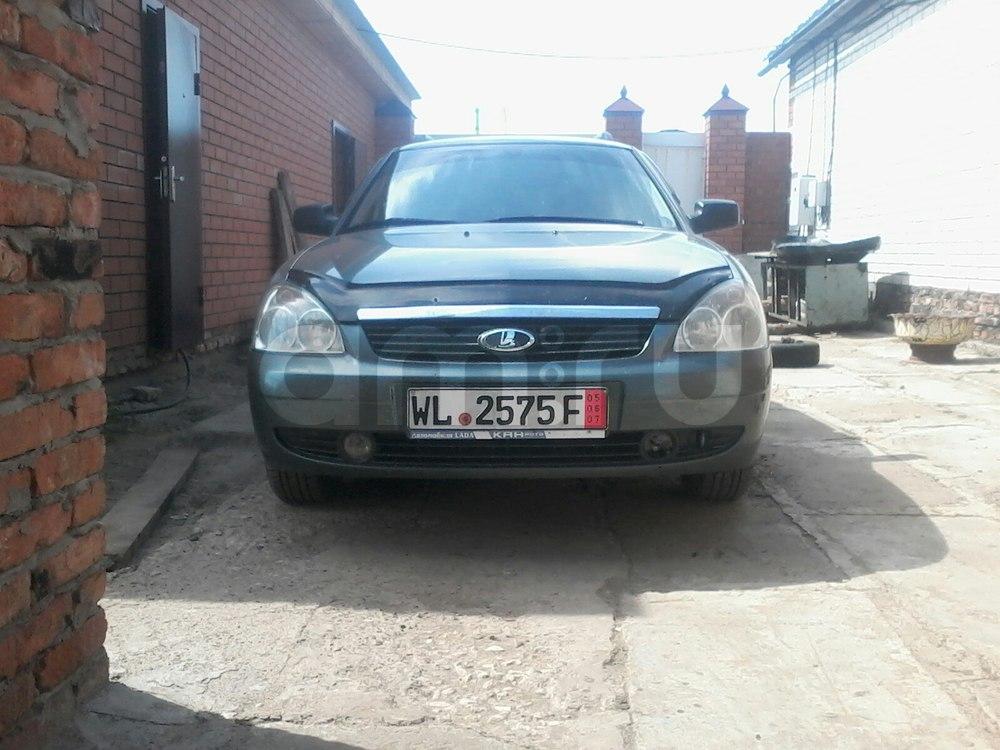 Подержанный ВАЗ (Lada) Priora, отличное состояние, серый , 2009 года выпуска, цена 190 000 руб. в республике Татарстане