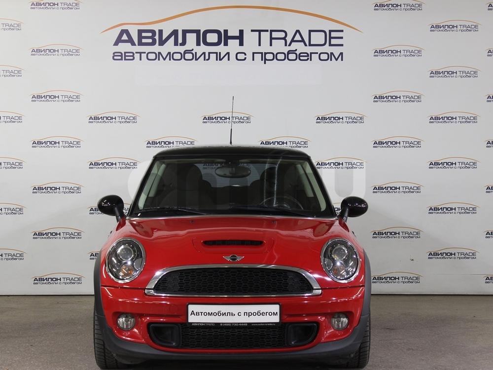 Mini Cooper S с пробегом, красный , среднее состояние, 2010 года выпуска, цена 739 000 руб. в автосалоне  ()