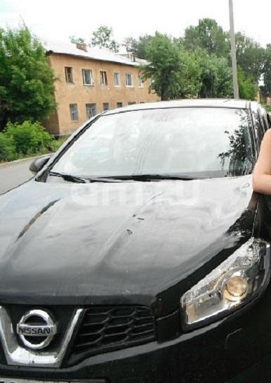 Подержанный Nissan Qashqai, хорошее состояние, черный перламутр, 2011 года выпуска, цена 695 000 руб. в ао. Ханты-Мансийском Автономном округе - Югре