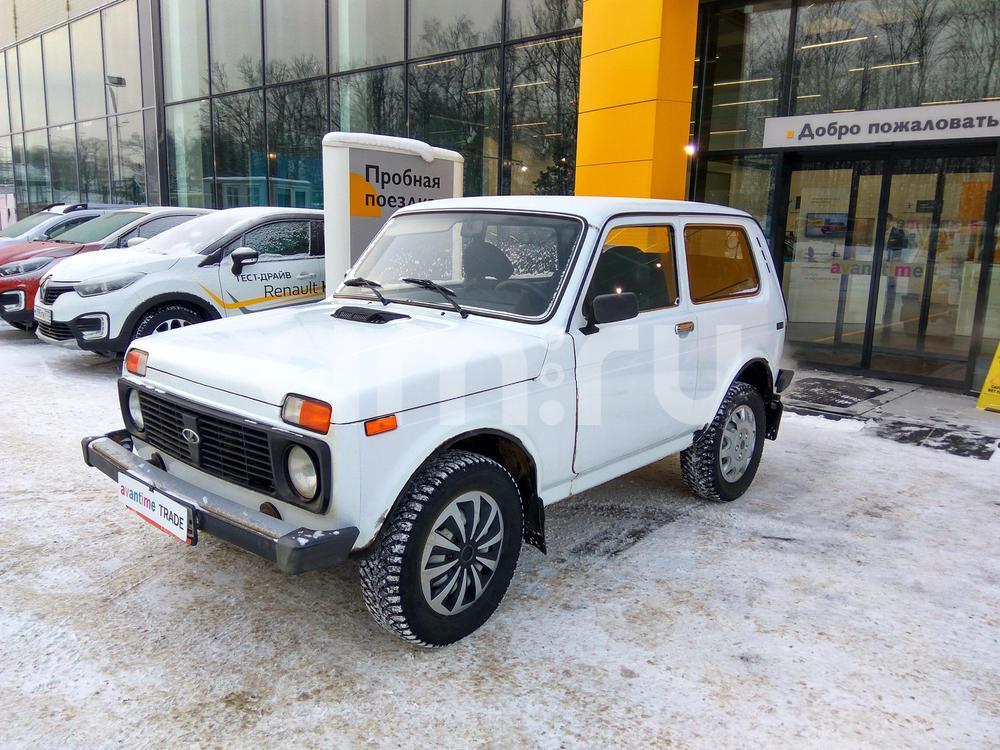 ВАЗ (Lada) 4x4 с пробегом, белый , отличное состояние, 2009 года выпуска, цена 185 000 руб. в автосалоне  ()