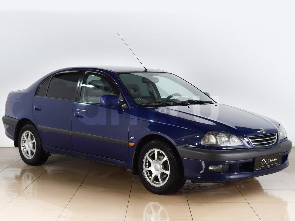 Toyota Avensis с пробегом, синий , отличное состояние, 1999 года выпуска, цена 199 000 руб. в автосалоне  ()