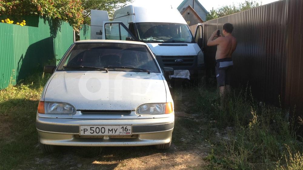 Подержанный ВАЗ (Lada) 2114, хорошее состояние, золотой , 2007 года выпуска, цена 85 000 руб. в республике Татарстане