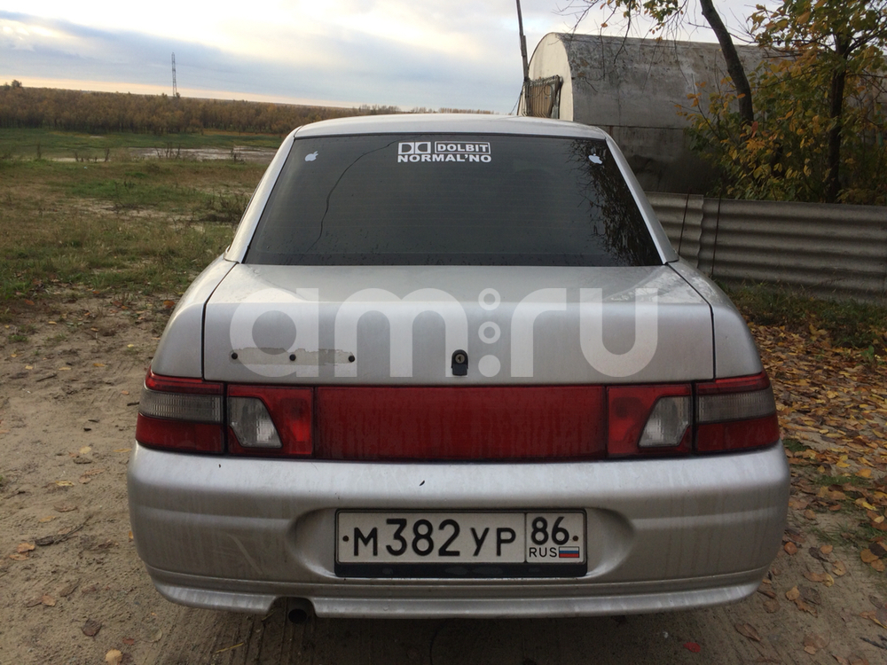 Подержанный Богдан 2110, хорошее состояние, серебряный , 2010 года выпуска, цена 170 000 руб. в ао. Ханты-Мансийском Автономном округе - Югре