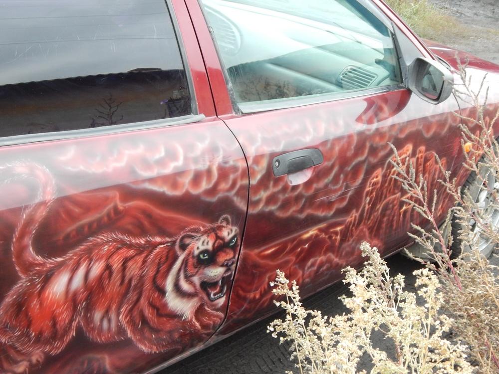 Подержанный Ford Mondeo, хорошее состояние, бордовый , 1994 года выпуска, цена 110 000 руб. в Челябинской области