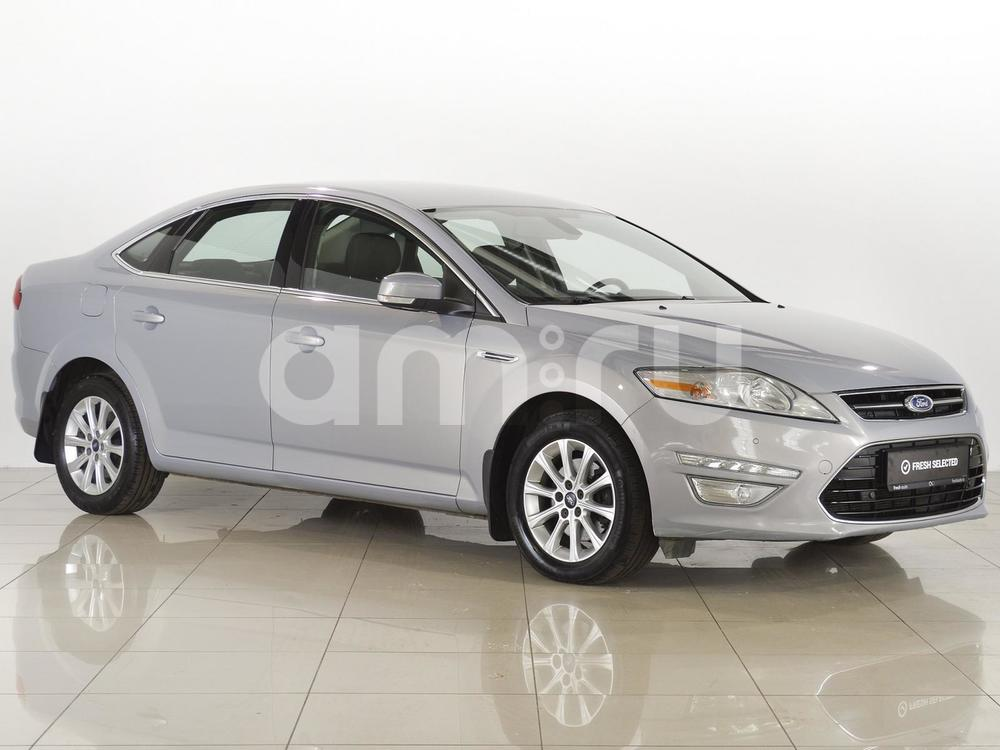 Ford Mondeo с пробегом, серый , отличное состояние, 2011 года выпуска, цена 629 000 руб. в автосалоне  ()