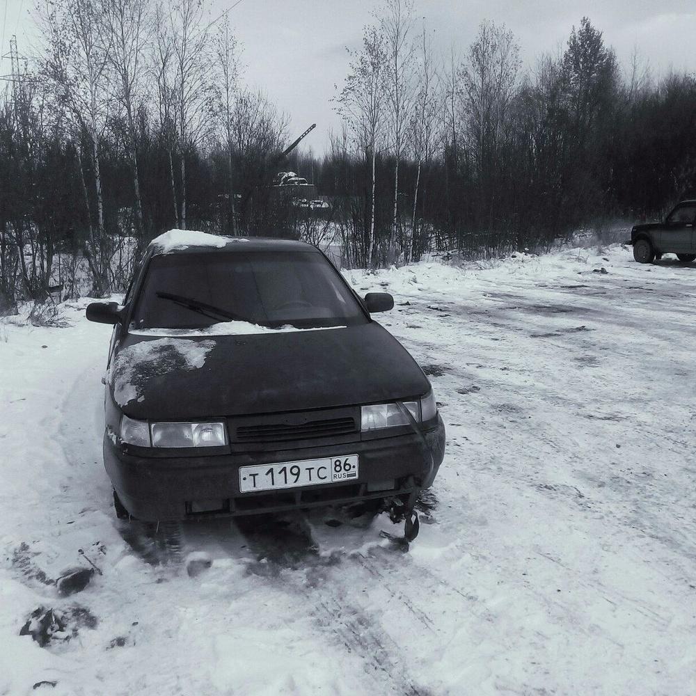 Подержанный ВАЗ (Lada) 2110, среднее состояние, синий , 2003 года выпуска, цена 45 000 руб. в ао. Ханты-Мансийском Автономном округе - Югре