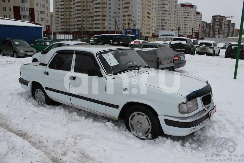 ГАЗ 3110 Волга с пробегом, белый , хорошее состояние, 2001 года выпуска, цена 54 000 руб. в автосалоне  ()