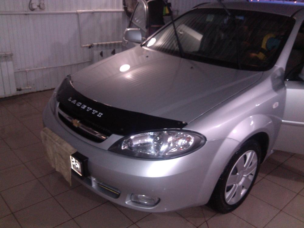 Подержанный Chevrolet Lacetti, отличное состояние, серебряный металлик, 2012 года выпуска, цена 410 000 руб. в ао. Ханты-Мансийском Автономном округе - Югре