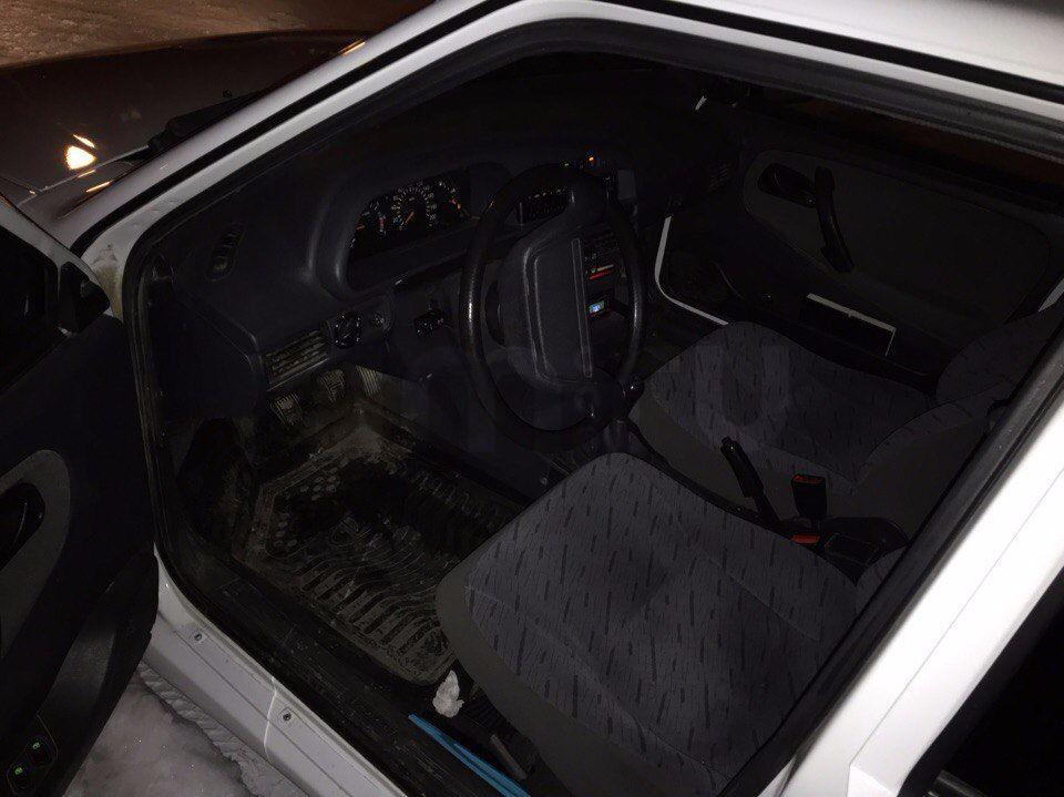 Подержанный ВАЗ (Lada) 2114, хорошее состояние, белый , 2012 года выпуска, цена 175 000 руб. в республике Татарстане