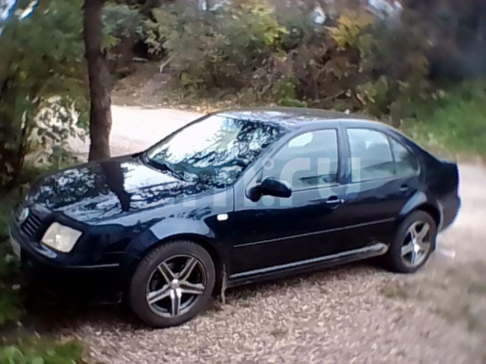 Подержанный Volkswagen Jetta, среднее состояние, синий перламутр, 1999 года выпуска, цена 180 000 руб. в Смоленской области