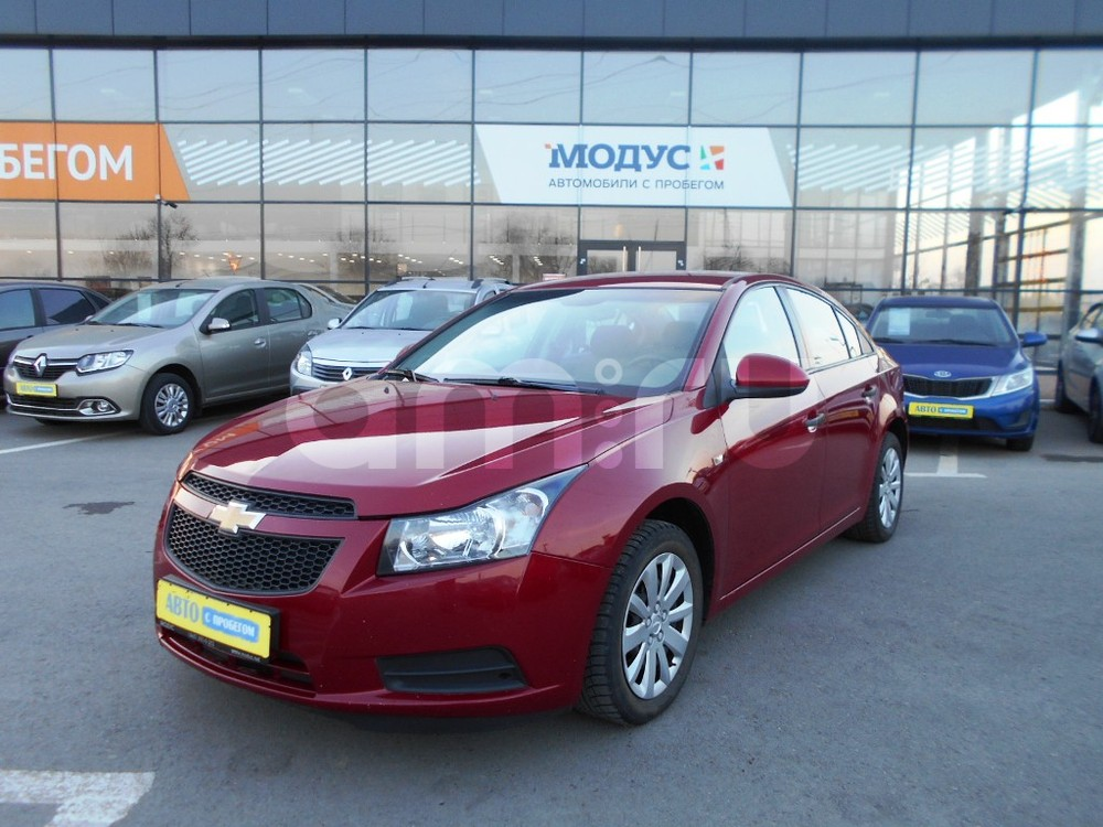 Chevrolet Cruze с пробегом, красный , отличное состояние, 2010 года выпуска, цена 400 000 руб. в автосалоне  ()