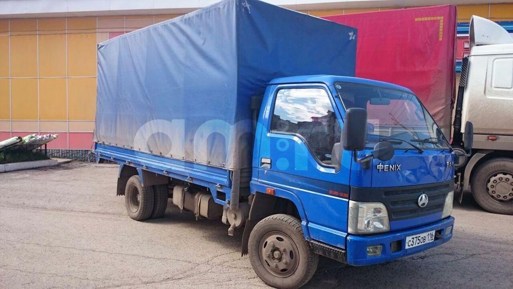 Подержанный BAW Fenix, хорошее состояние, синий , 2008 года выпуска, цена 225 000 руб. в республике Татарстане