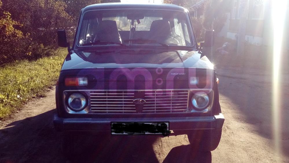 Подержанный ВАЗ (Lada) 4x4, отличное состояние, бордовый , 2010 года выпуска, цена 200 000 руб. в Смоленской области