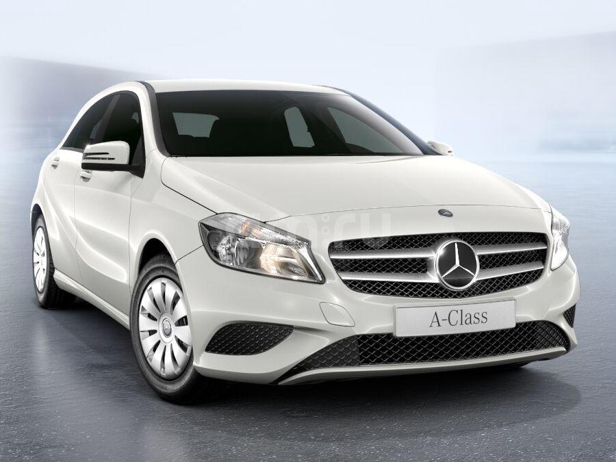 Новый авто Mercedes-Benz A-Класс, белый , 2015 года выпуска, цена 1 390 000 руб. в автосалоне  ()