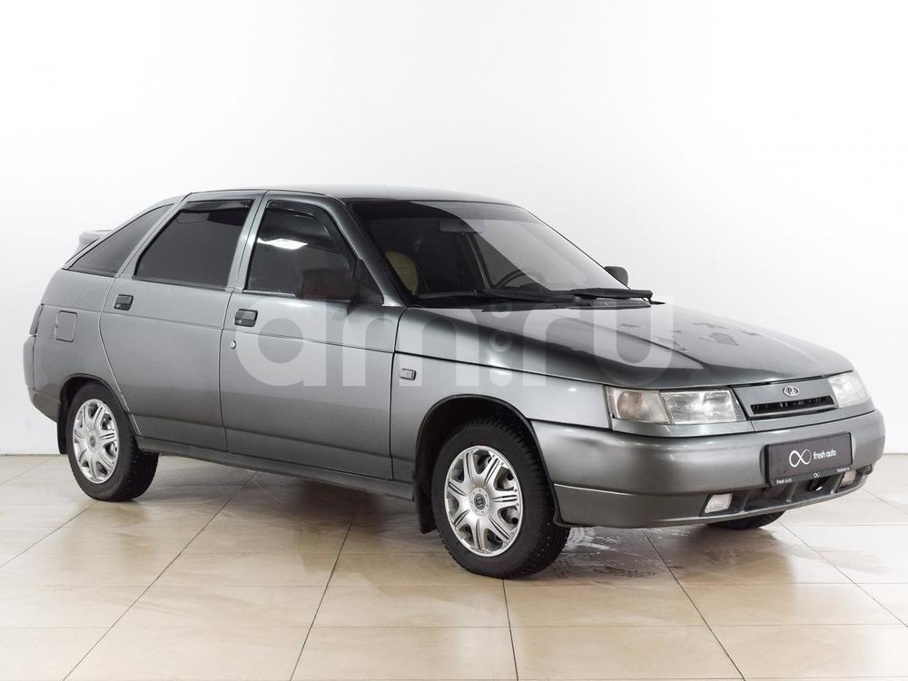 ВАЗ (Lada) 2112 с пробегом, серый , отличное состояние, 2003 года выпуска, цена 130 000 руб. в автосалоне  ()