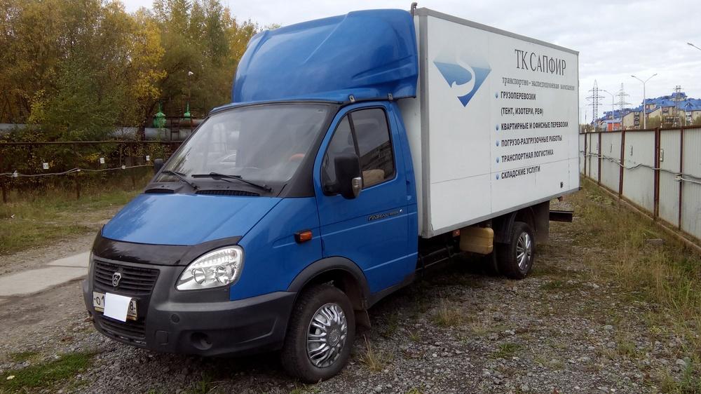Подержанный ГАЗ Газель, хорошее состояние, синий , 2012 года выпуска, цена 480 000 руб. в ао. Ханты-Мансийском Автономном округе - Югре