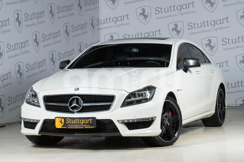 Mercedes-Benz CLS-Класс с пробегом, белый , отличное состояние, 2013 года выпуска, цена 4 300 000 руб. в автосалоне  ()