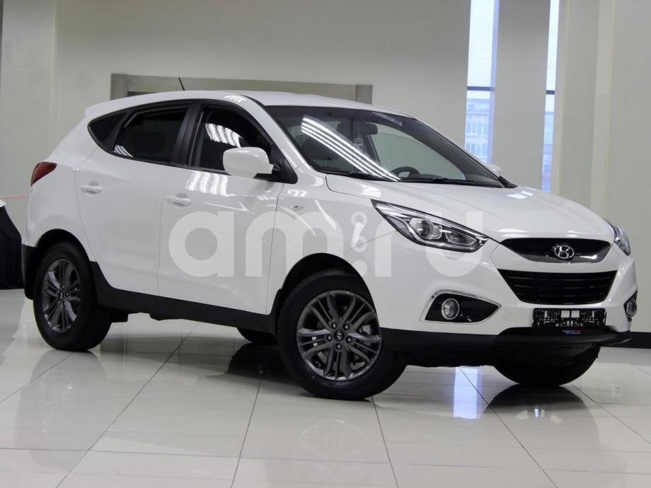 Hyundai ix35 с пробегом, белый , отличное состояние, 2015 года выпуска, цена 739 900 руб. в автосалоне  ()