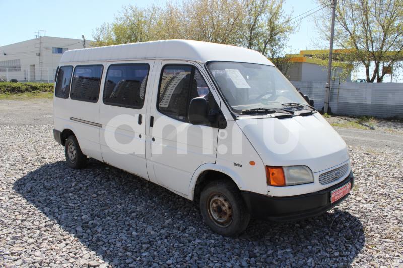 Ford Transit с пробегом, белый , хорошее состояние, 1997 года выпуска, цена 300 000 руб. в автосалоне  ()
