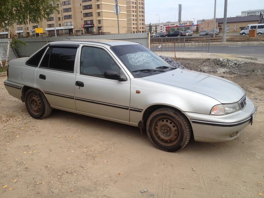 Подержанный Daewoo Nexia, хорошее состояние, серебряный , 2007 года выпуска, цена 59 000 руб. в республике Татарстане