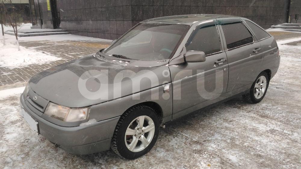 Подержанный ВАЗ (Lada) 2112, отличное состояние, серый металлик, 2006 года выпуска, цена 141 000 руб. в республике Татарстане