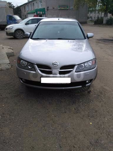 Подержанный Nissan Almera, хорошее состояние, серебряный , 2005 года выпуска, цена 235 000 руб. в республике Татарстане