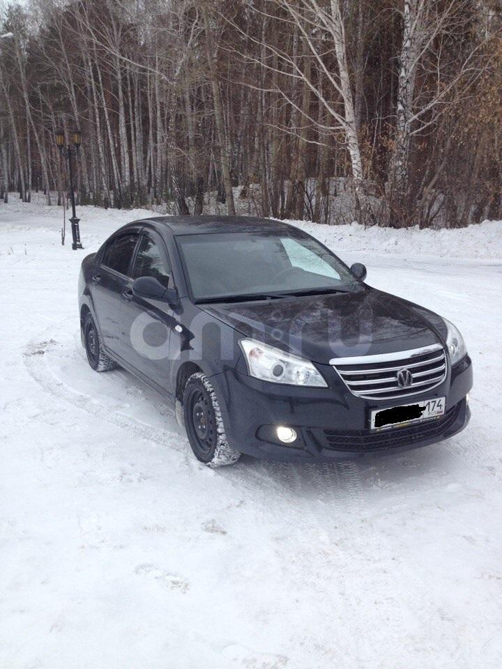 Подержанный Vortex Estina, отличное состояние, черный , 2012 года выпуска, цена 350 000 руб. в Челябинской области