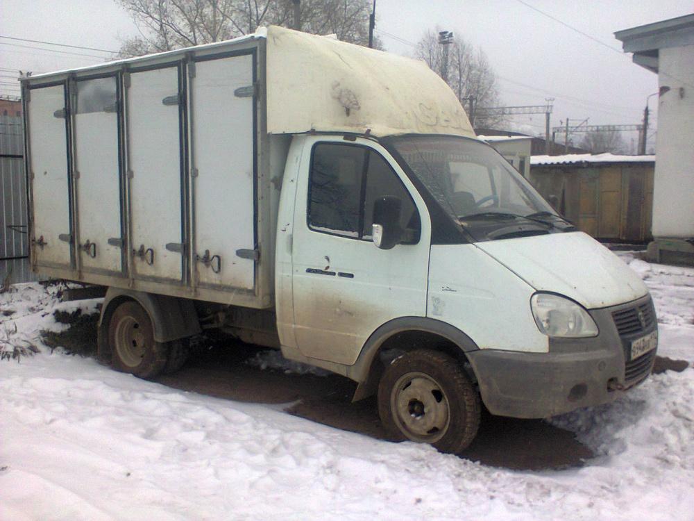 Подержанный ГАЗ Газель, хорошее состояние, белый , 2011 года выпуска, цена 300 000 руб. в Челябинской области