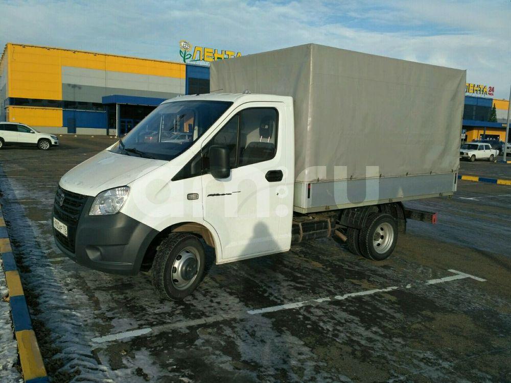 Подержанный ГАЗ Next, отличное состояние, белый , 2015 года выпуска, цена 760 000 руб. в республике Татарстане