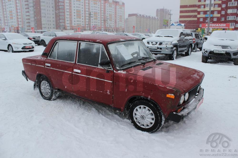 ВАЗ (Lada) 2106 с пробегом, красный , хорошее состояние, 2001 года выпуска, цена 37 000 руб. в автосалоне  ()