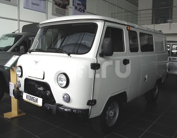 Новый авто УАЗ 3909, белый , 2016 года выпуска, цена 629 000 руб. в автосалоне  ()