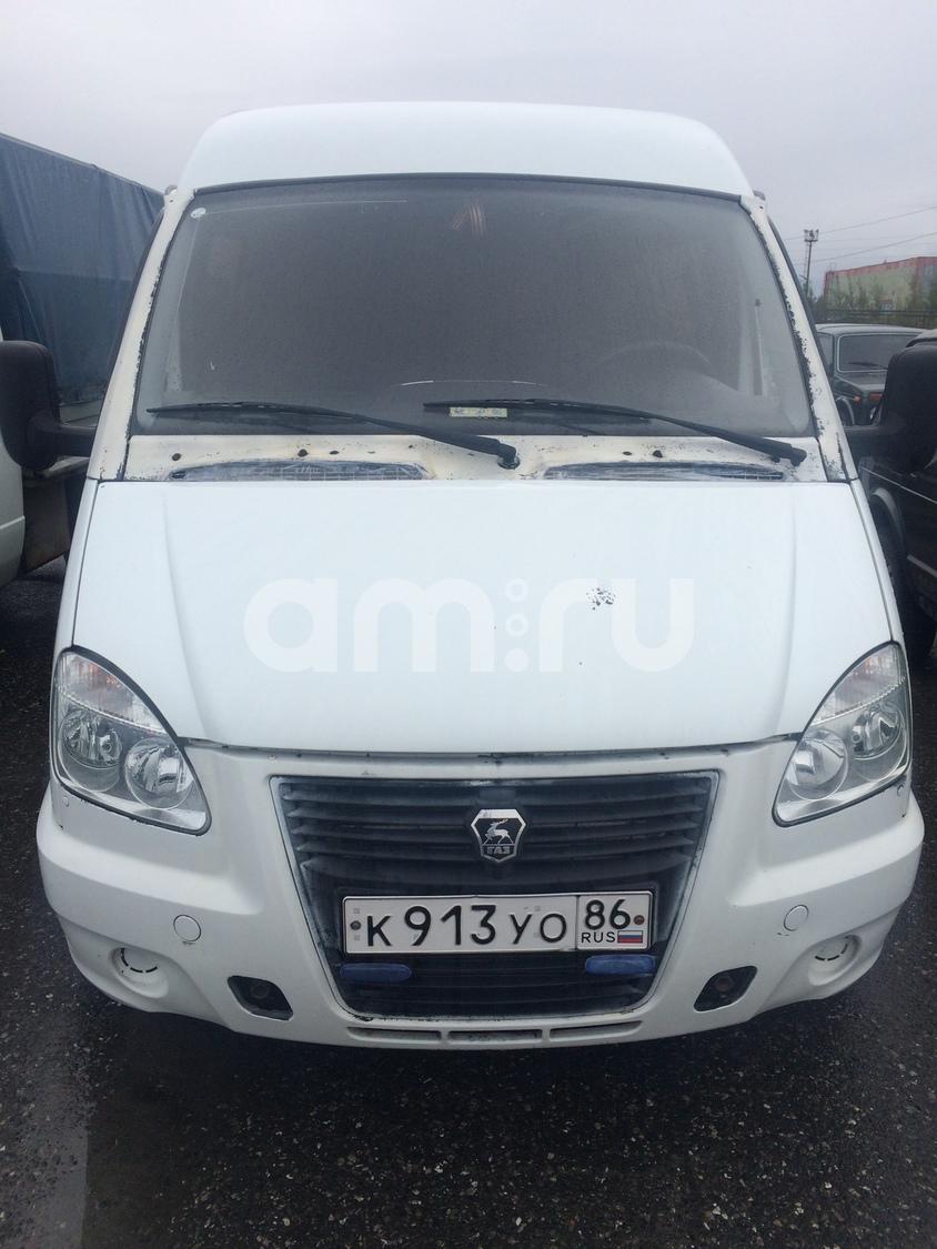 Подержанный ГАЗ Соболь, хорошее состояние, белый , 2011 года выпуска, цена 230 000 руб. в ао. Ханты-Мансийском Автономном округе - Югре