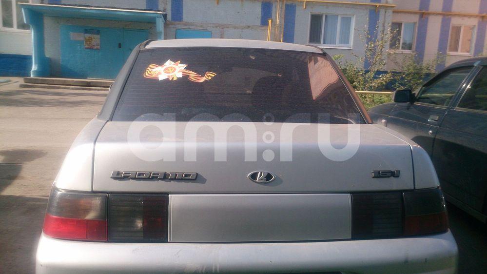 Подержанный ВАЗ (Lada) 2110, хорошее состояние, серебряный металлик, 2005 года выпуска, цена 90 000 руб. в республике Татарстане