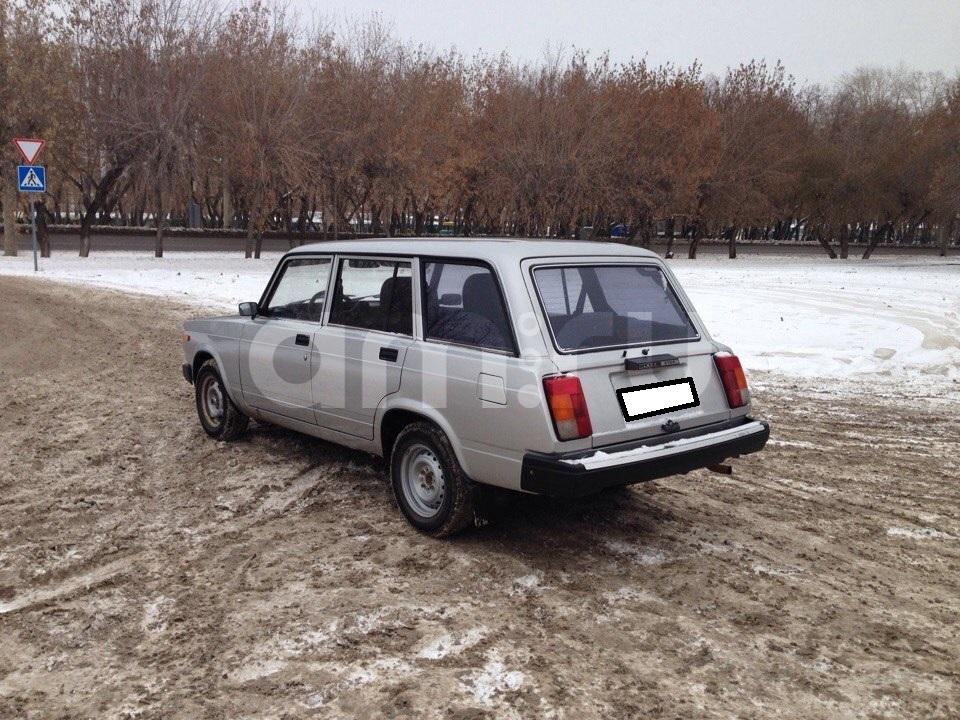 ВАЗ (Lada) 2104 с пробегом, серебряный , отличное состояние, 2012 года выпуска, цена 133 000 руб. в автосалоне  ()