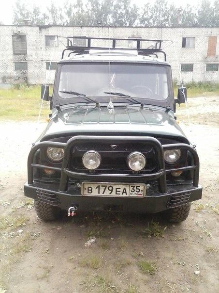 Подержанный УАЗ Hunter, хорошее состояние, зеленый металлик, 2006 года выпуска, цена 280 000 руб. в Смоленской области