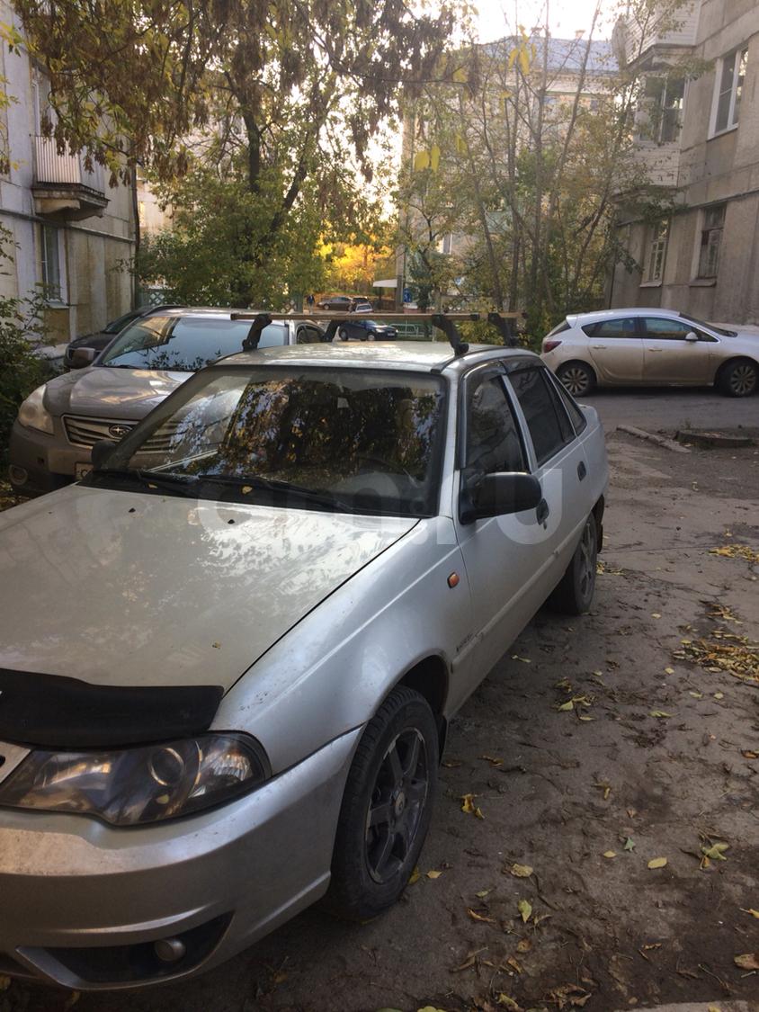 Подержанный Daewoo Nexia, хорошее состояние, серебряный , 2011 года выпуска, цена 180 000 руб. в Челябинской области