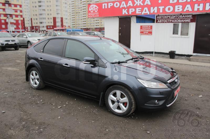 Ford Focus с пробегом, серый , хорошее состояние, 2008 года выпуска, цена 325 000 руб. в автосалоне  ()